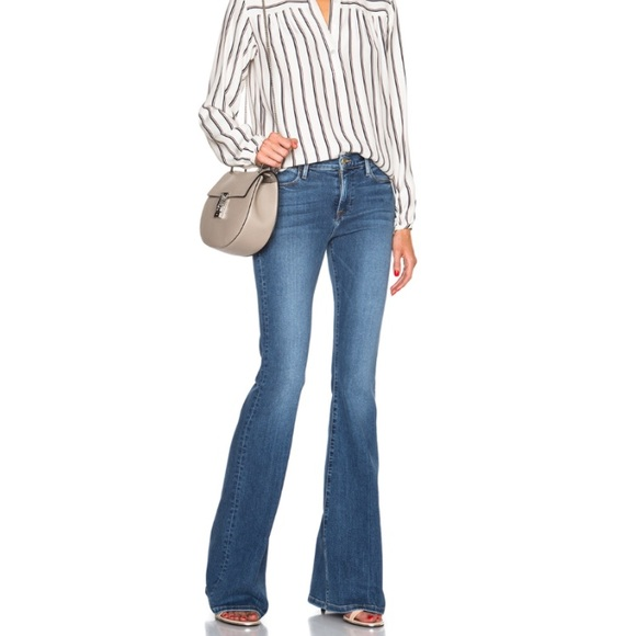3b489673cb48c Frame Denim Denim - Frame le high flare jeans Madison 28